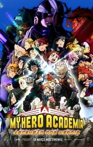 Boku No Hero Academia – Le FILM – Heroes Rising